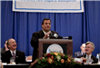 Governor Elect Chris Christie speaking at League Luncheon