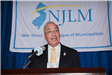 NJLM President Mayor James Anzaldi addresses the League Luncheon