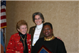 Jeannine LaRue receives Outstanding Women in Government Award 2006