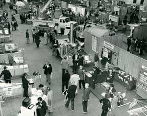 Conference Exhibit Floor