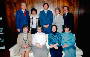 League Staff, 1979