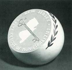 New Jersey State of Municipalities Orb
