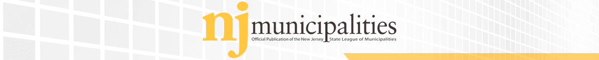 NJ Municipalities Magazine Page Header