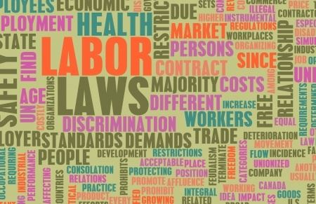 Labor Law Words