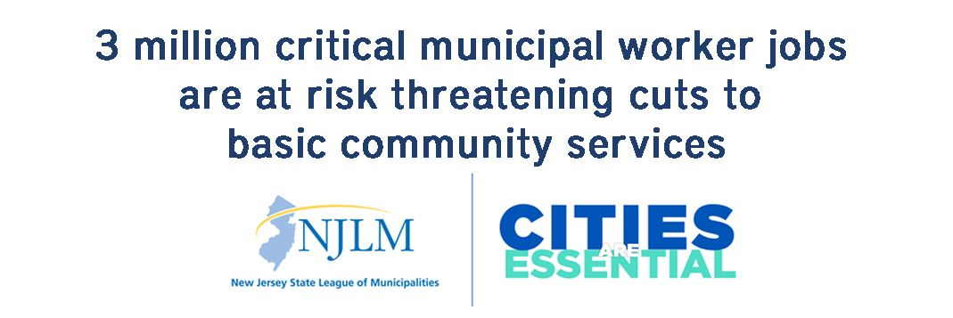 3 million municipal worker jobs are at risk threatening cuts to basic community services